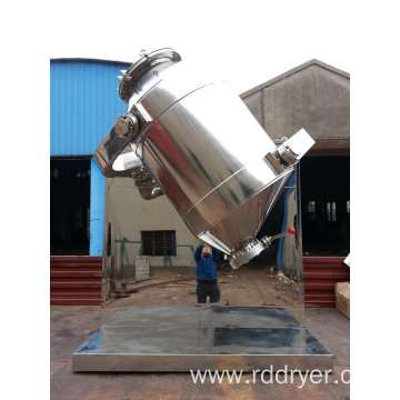 Multi-Directional Motions Powder Mixer for Pharmaceutical Chemical Material